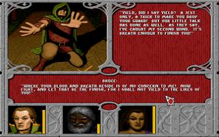 Ravenloft - Strahd's Possession PC MS-DOS 088