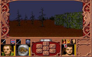 Ravenloft - Strahd's Possession PC MS-DOS 089