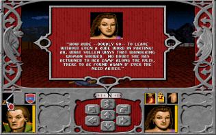 Ravenloft - Strahd's Possession PC MS-DOS 096