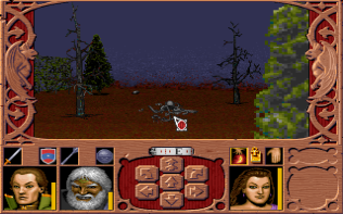 Ravenloft - Strahd's Possession PC MS-DOS 097