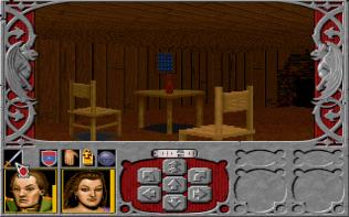 Ravenloft - Strahd's Possession PC MS-DOS 104
