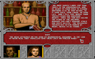 Ravenloft - Strahd's Possession PC MS-DOS 112