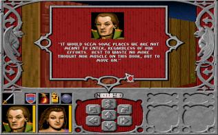 Ravenloft - Strahd's Possession PC MS-DOS 116