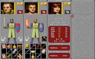 Ravenloft - Strahd's Possession PC MS-DOS 121