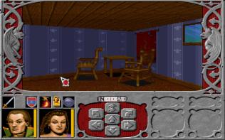 Ravenloft - Strahd's Possession PC MS-DOS 123