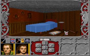Ravenloft - Strahd's Possession PC MS-DOS 125