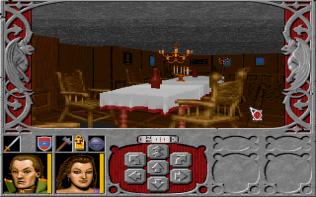 Ravenloft - Strahd's Possession PC MS-DOS 126