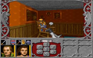 Ravenloft - Strahd's Possession PC MS-DOS 133