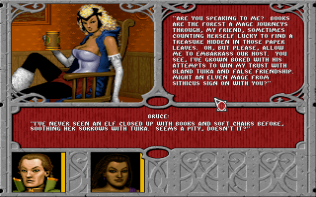 Ravenloft - Strahd's Possession PC MS-DOS 134
