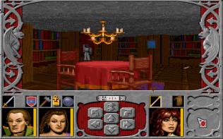 Ravenloft - Strahd's Possession PC MS-DOS 135