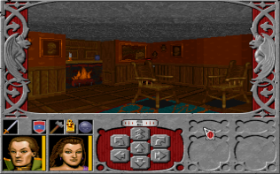 Ravenloft - Strahd's Possession PC MS-DOS 141