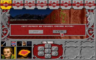Ravenloft - Strahd's Possession PC MS-DOS 142