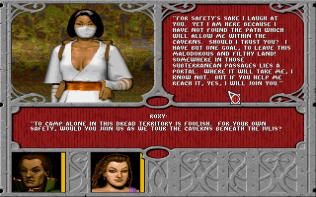 Ravenloft - Strahd's Possession PC MS-DOS 150