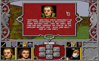 Ravenloft - Strahd's Possession PC MS-DOS 151