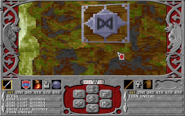 Ravenloft - Strahd's Possession PC MS-DOS 154