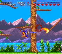 Sparkster SNES 006