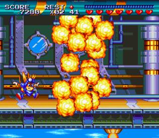 Sparkster SNES 021