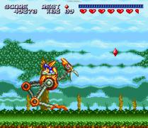 Sparkster SNES 046