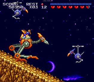 Sparkster SNES 055