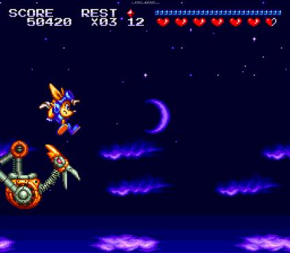 Sparkster SNES 056