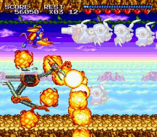 Sparkster SNES 076