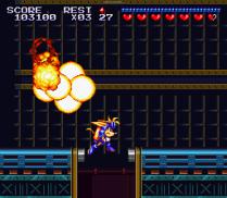 Sparkster SNES 085