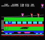 Stop The Express MSX 06