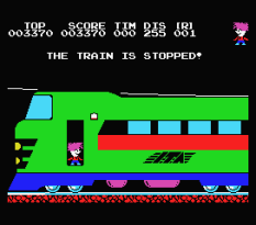 Stop The Express MSX 22