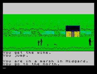 Valhalla ZX Spectrum 10