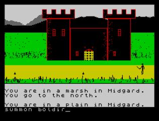 Valhalla ZX Spectrum 11
