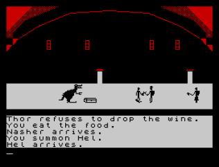 Valhalla ZX Spectrum 22