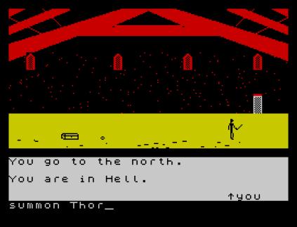 Valhalla ZX Spectrum 23