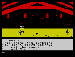 Valhalla ZX Spectrum 32