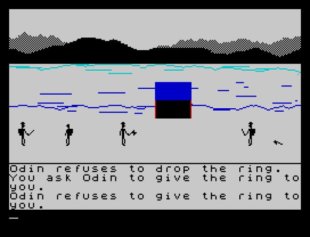 Valhalla ZX Spectrum 45