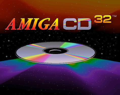 Amiga CD32 01