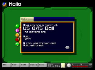 Arcade Pool CD32 34