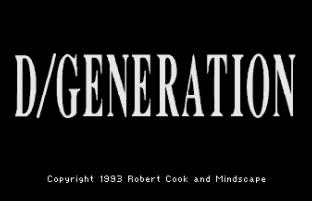 D-Generation CD32 01