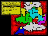Defender of the Crown ZX Spectrum 14