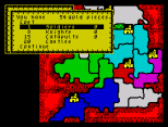 Defender of the Crown ZX Spectrum 17