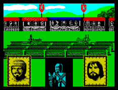 Defender of the Crown ZX Spectrum 22
