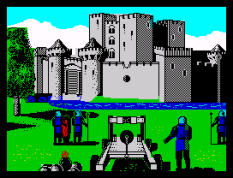 Defender of the Crown ZX Spectrum 32