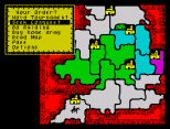 Defender of the Crown ZX Spectrum 37