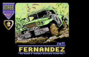 Fernandez Must Die C64 01