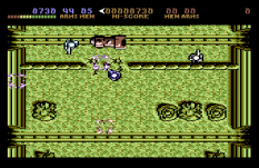 Fernandez Must Die C64 32