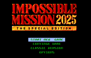 Impossible Mission 2025 CD32 01