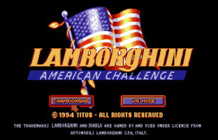 Lamborghini American Challenge CD32 01