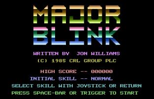 Major Blink C16 01