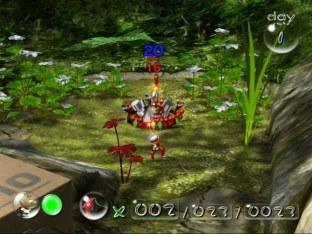 Pikmin GameCube 023