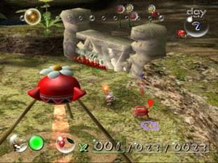 Pikmin GameCube 034