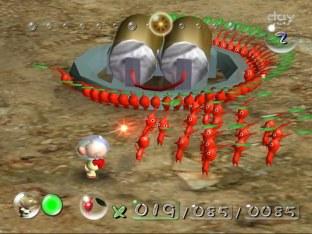 Pikmin GameCube 042